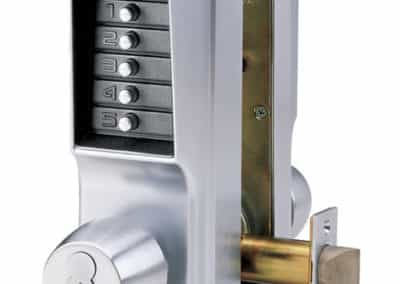 Push Button Lock, Simplex Lock