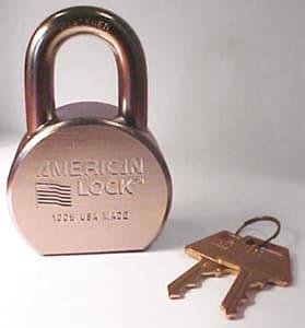 Padlock, American Lock