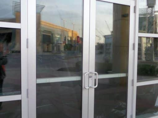 We offer Commercial Locksmith Services Naples FL such as installing storefront locks, hinges, and doors