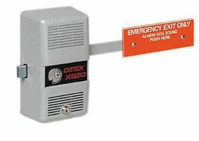 Detex Exit Device, Panic Device