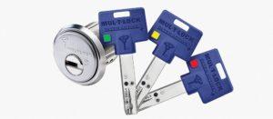 Mul-t-Lock High Security Lock
