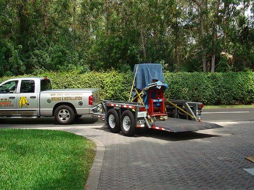 Safe Delivery & Installation, Safe Delivery