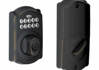 schlage-keypad-lock-bronze
