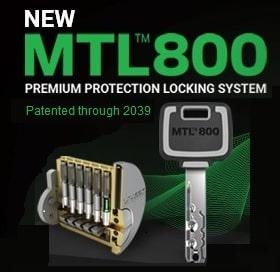 MTL800 multilock